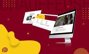 Web Design Showcase Portfolio Free Mockup