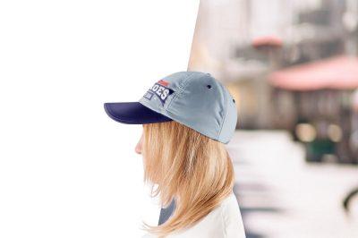 Baseball Cap Free PSD Mockup