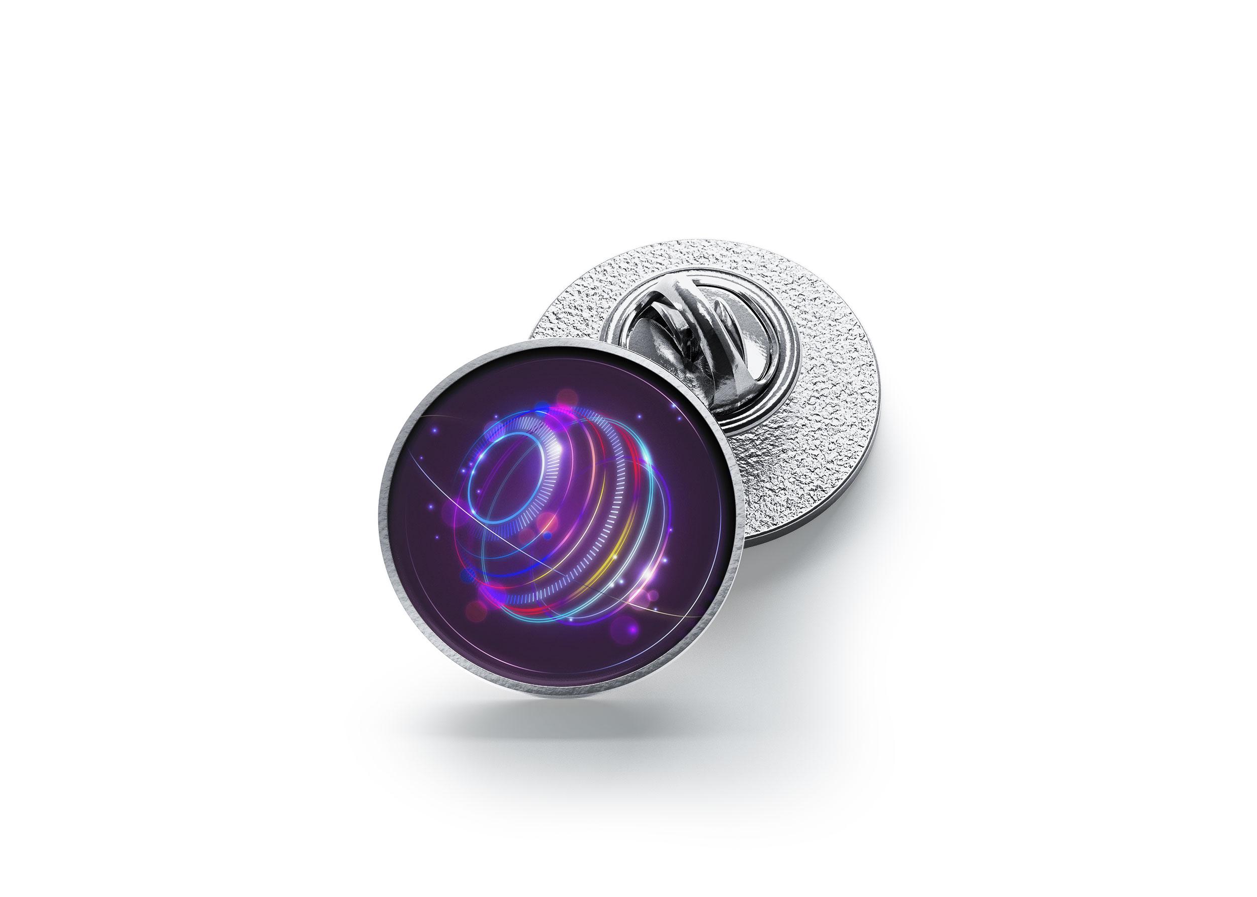 Brazzer Button Free PSD Mockup