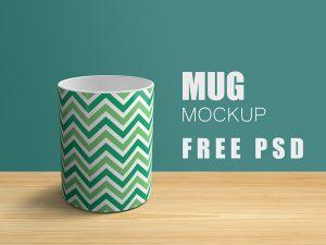 Elegant Mug Mockup