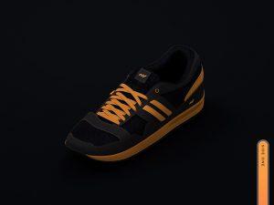 Free Shoe Mockups Set