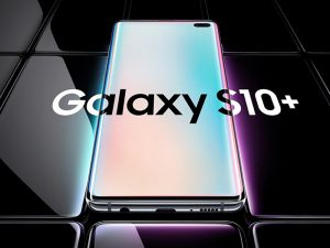 Galaxy S10 & S10 Plus Mockup Set