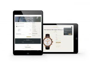 Tablet Design Free PSD Mockup