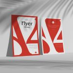 Free Brand Presentation Flyer Mockup