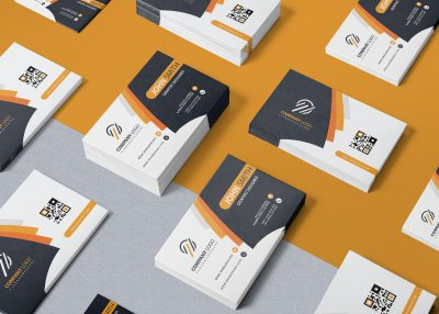 Free Business Card Mock-ups Presentation