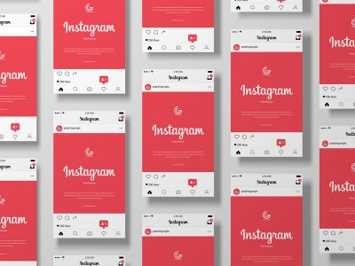 Instagram Post - Free Mockup For 2020
