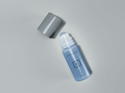 Rollerball Perfume - Free PSD Mockup Template