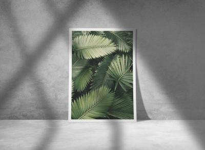 A4 Letterhead - Free PSD Mockup