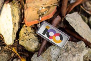 Keychain – Free PSD Mockup