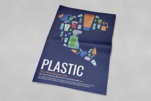 Story Magazine Cover Free Mockup