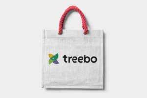 Free Trivago Tote Bag Mockup
