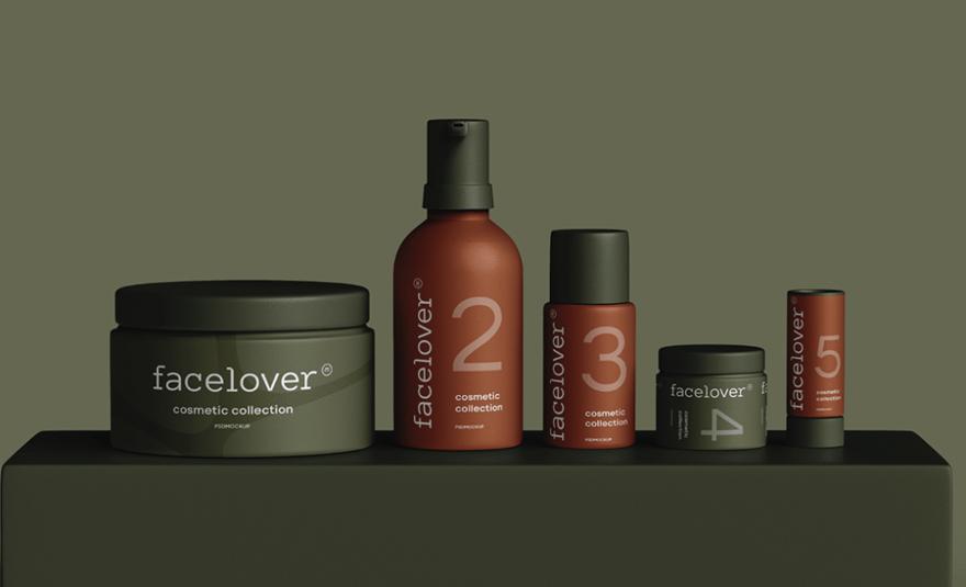 Cosmetic Packaging - Free Mockups Pack