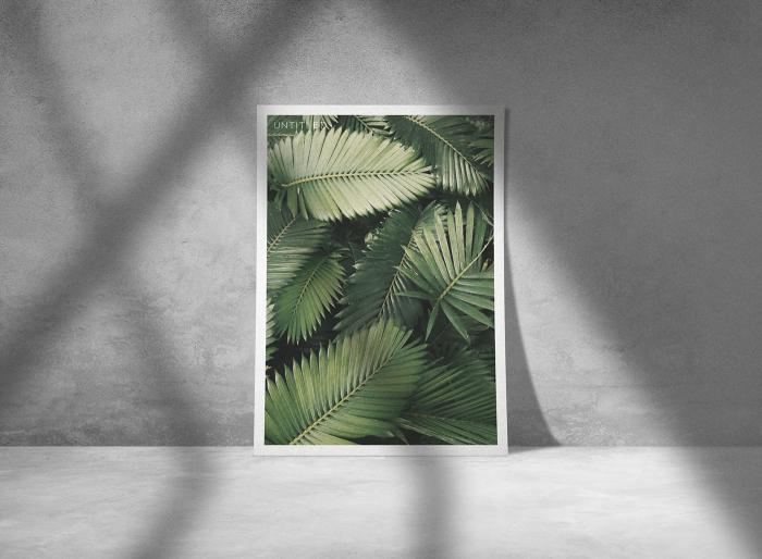 Realistic A4 Letterhead Free Mockup