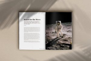 Free Book & Magazine Mockup Kit