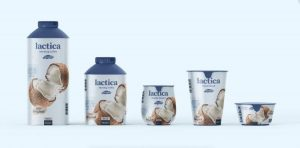 Lactica Packaging Free Mockup Set