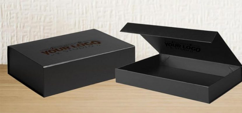 Packaging With 3 Perspectives Free PSD Mockup
