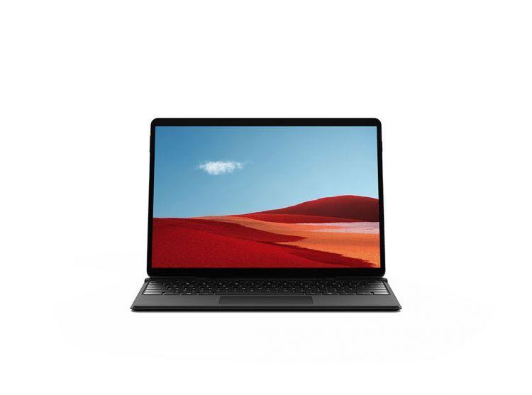 Microsoft Surface Pro X Free PSD Mockup