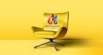 Modern Chair Free (PSD) Mockup