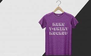 Free Men's T-Shirt Mockup
