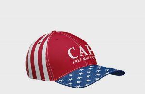Free (PSD) Cap Mockup