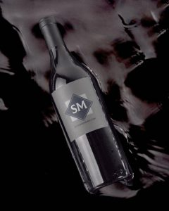 Free Wine Bottle Label Free Mockup