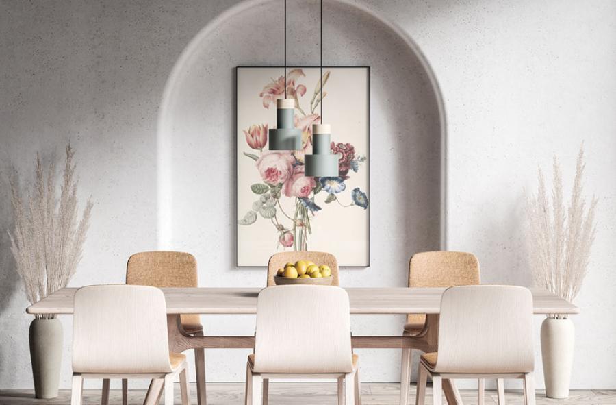 Free (PSD) Living Room Poster Mockup