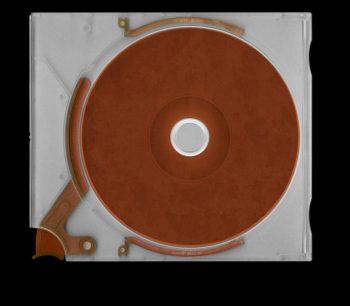 CD Case Mockup Free (PSD) Mockup