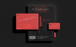 Free Brand Identity Stationery Mockups