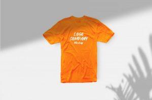 Free Simple T-Shirt Mockup