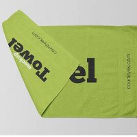 Free Towel Mockups (PSD)
