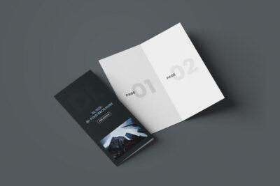 Brochure Free Mockup