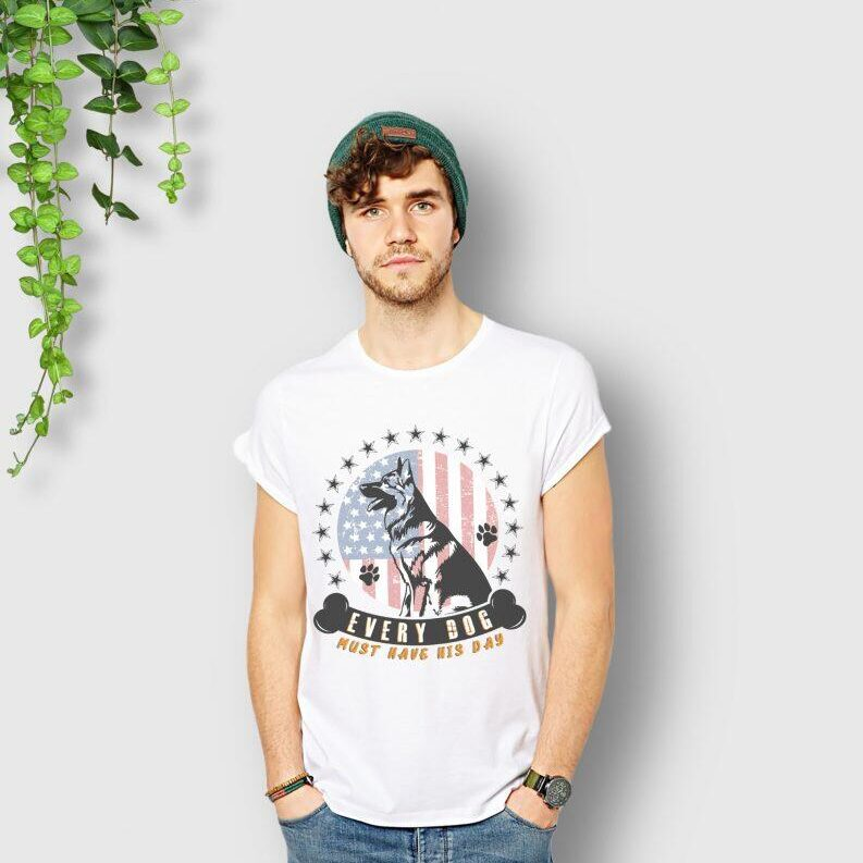 Free T-Shirt & Hoddie Mockup Set