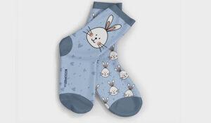 Kids Socks Free Mockup Set