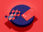 Free Fabulous Business Card Mockup (PSD)