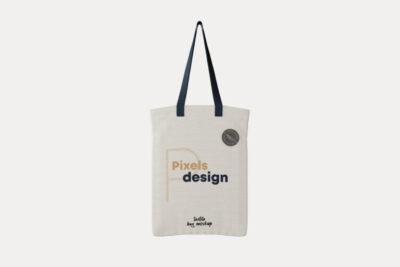 Free Shopping Bag Mockup (PSD)