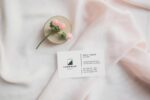 Free Sophisticated Business Card Mockup