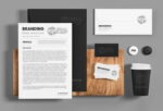 Free Identity Branding Mockup Set