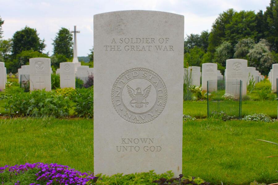 Free Gravestone Lettering Mockup