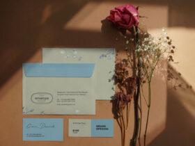 Free Envelope & Stationery Mockup