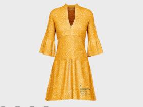 Free Women's Dress Mockup Set